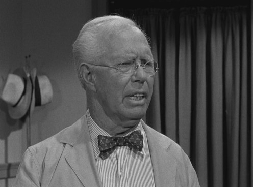 "Andy Griffith fans: The very first ""Floyd,"" the barber, was played by this man, Walter Baldwin."