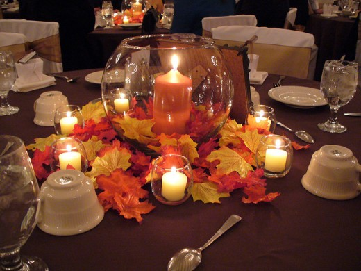 Mabon is all about celebrating the Harvest Season. Don't forget to have a feast!