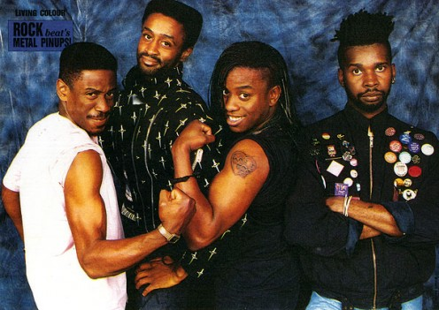 Early Living Colour