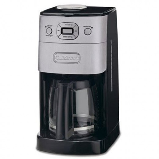 Cuisinart Coffee Maker With Grinder Not Working : 2017 s 3 Best Coffee Makers That Have a Grinder Built-in Delishably