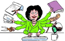Top Five Duties of Administrative Assistants