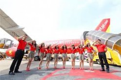 Viet Jet Air an Airline that has Broken into the Market with Bikini Clad Cabin Crew