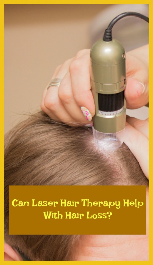 Does laser therapy for hair loss really work?