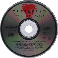 "Review: ""Souls of Black"" by thrash metal band Testament"
