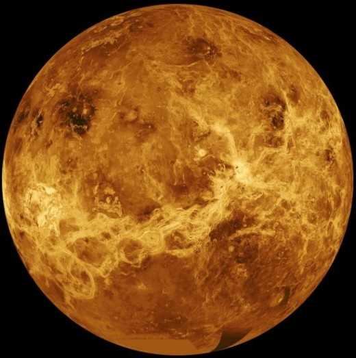 Venus - the second jewel of Ezekiel 28.13