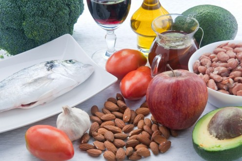 Foods lowering cholesterol levels