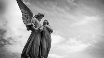 Angels had sexual relations with women on earth.
