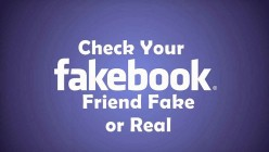 Are Your Facebook Friends Fake? Research Says 'YES'