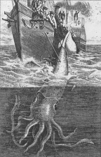 Sea Monsters Unmasked.