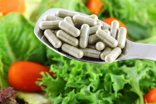 Health supplements - part of our diet