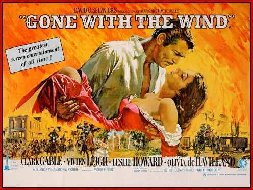 """Clark Gable & Vivien Leigh: Sex Scandals and the Stars of """"Gone With the Wind"""""""