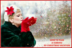How to Plan a Terrific RV Christmas Vacation