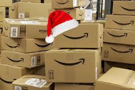 Amazon Christmas Shopping