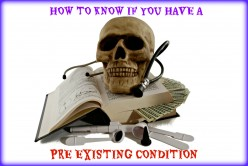 How to Know If You Have a Pre-Existing Condition
