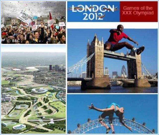 London Olympics will be grand