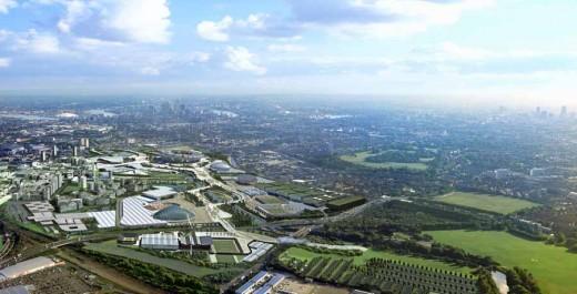 Stratford Park London Olympics
