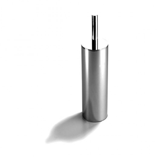 A simple and elegant toilet brush holder would offset any modern setting