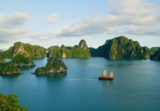Ha Long Bay, World Natural Heritage Site