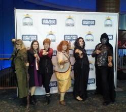 Long Beach Comic Con Review
