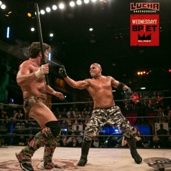 Five-0 Street Fight: Castro vs. Ryan (A Lucha Underground Preview)