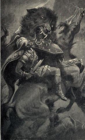 Fenrir and Ragnarok (War).