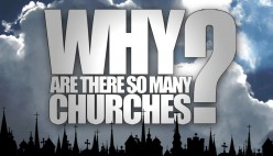 Church Denominations Defy Christ's Words