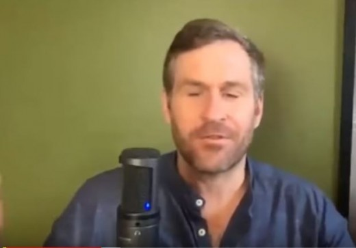 Mike Cernovich.  And you thought Alex Jones was an idiot?  To be fair, they both are.