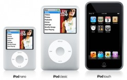 The iPod Range