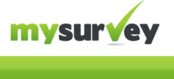 MySurvey - International Online Paid Survey Site - One of the Best - 5/5 Rating