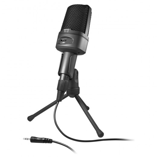 The Tie Broadcast Mic is well suited to vocal work.