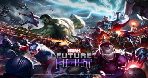 Future Fight Poster