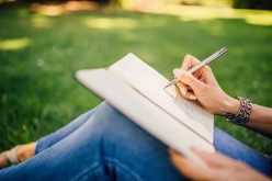 Do you write only to get published and earn money or for self expression?