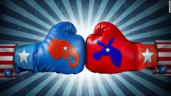 """Democrat"" vs ""Democratic"":  A Trivial Distinction"