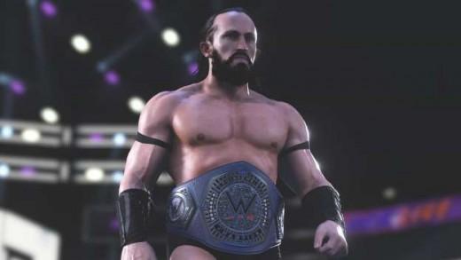 Cruiserweight  Champion: Neville