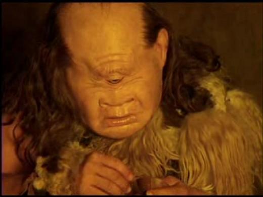 Polyphemus in the movie