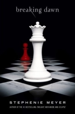 """Breaking Dawn"" with Chess Game & Pieces"