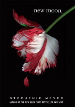 """New Moon"" with Ruffled Tulip"