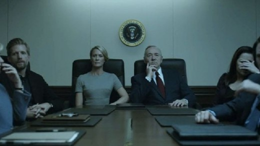 "Netflix's Original Series, ""House of Cards"", Costs the Company $100 Million to Fund a First and Second Season. The series, 1 and 2, Both Later Go On to Earn 13 Emmy Nominations, Each. Meaning, More Publicity for Netflix."