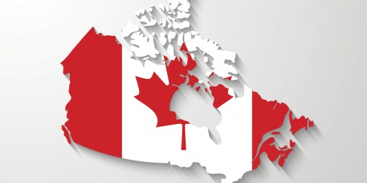 Various locations within Canada