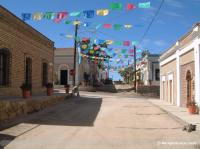 Todos Santos.  Popular artistic retreat you will visit en route to the Sierras from the west.