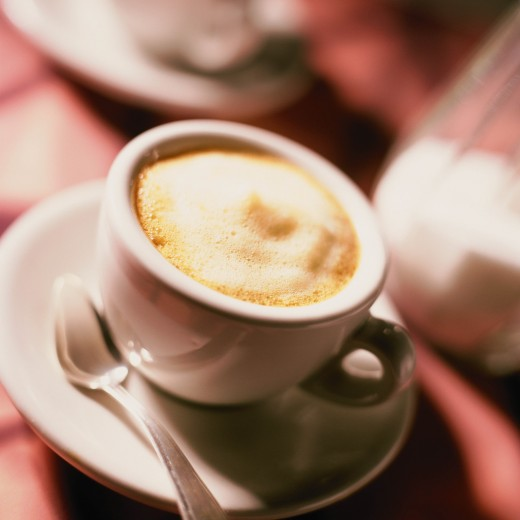 How to make a cappuccino at home without a machine