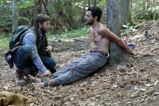 Paul (Joel Edgerton) and Will (Christopher Abbot).