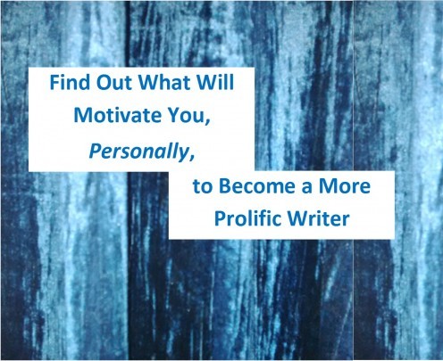 The 3 Step Customised Writing Motivation Formula