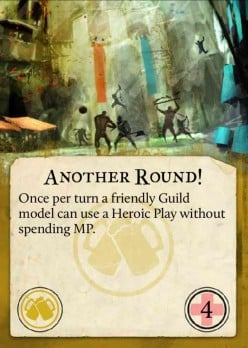 Guild Ball Guild Identities: Brewers