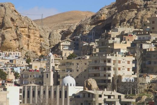 Christlisches Villages of Syria