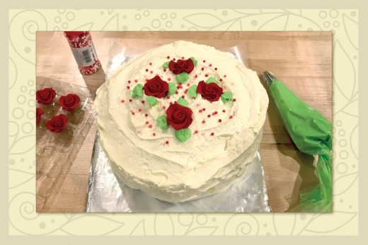 DIY Cake Decorating