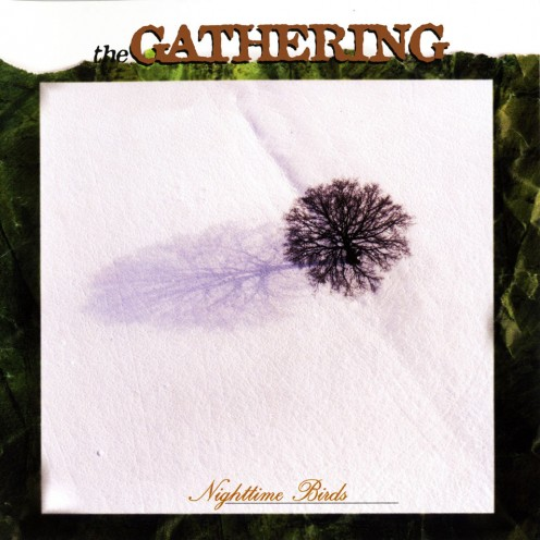 The album cover shows a field totally covered in snow while a barren tree is in the background. Snow can be beautiful to look at but it can sometimes be dangerous as well.
