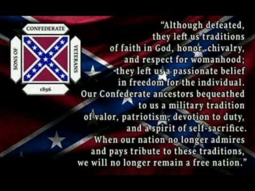 Southern Values and Legacy.