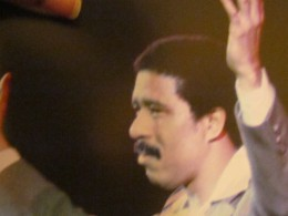The late Richard Pryor, also performed at the Apollo Theater.