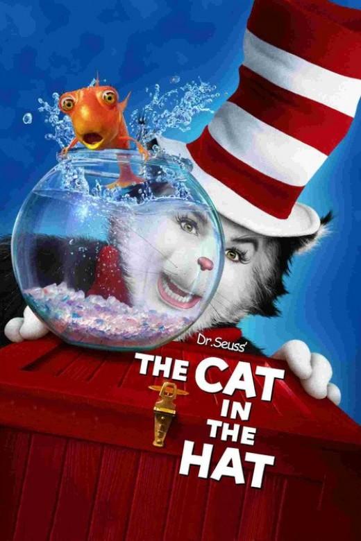 Cat In A Hat Movie Cast